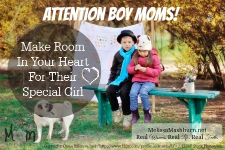 A Word To Boy Moms About Preparing Your Heart