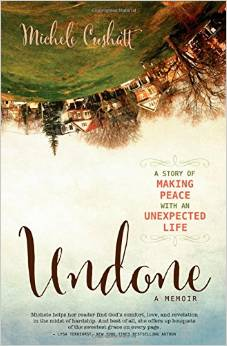 Book Review: Undone, by Michele Cushatt