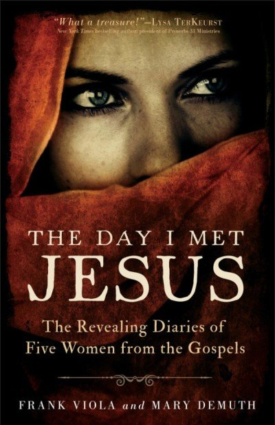 Book Review: The Day I Met Jesus