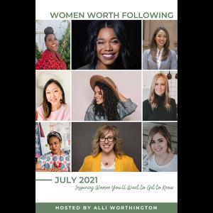Melissa Mashburn: Women Worth Following July 2021